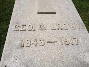 Cavehill George G Brown
