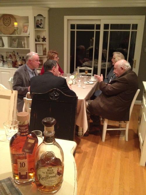 bourbon dinner_Russell