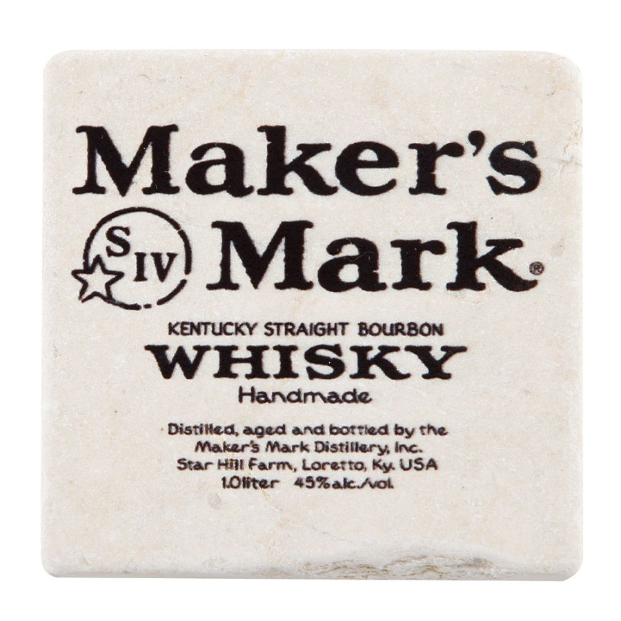 Maker's Mark label