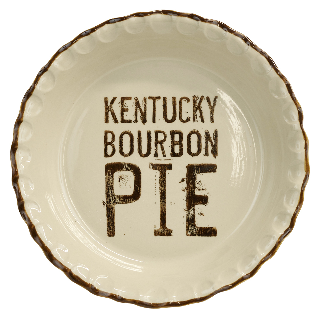 bourbon pie plate