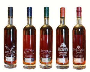 Buffalo Trace 2014 Antique Collection