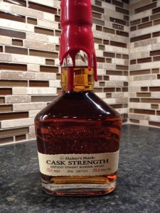 Makers Mark Cask Strength