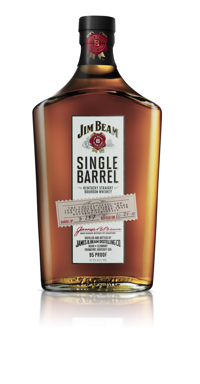 Jim Beam Single Barrel The Bourbon Babe